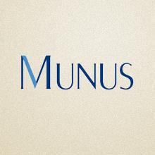 Munus operează în domeniul artelor si culturii, oferind o gama completa de servicii, cum ar fi gestionarea muzeelor si siturilor arheologice,  organizarea de expoziții de artă, evenimente culturale și sportive, convenții, spectacole și concerte, publicarea de arta, carti.