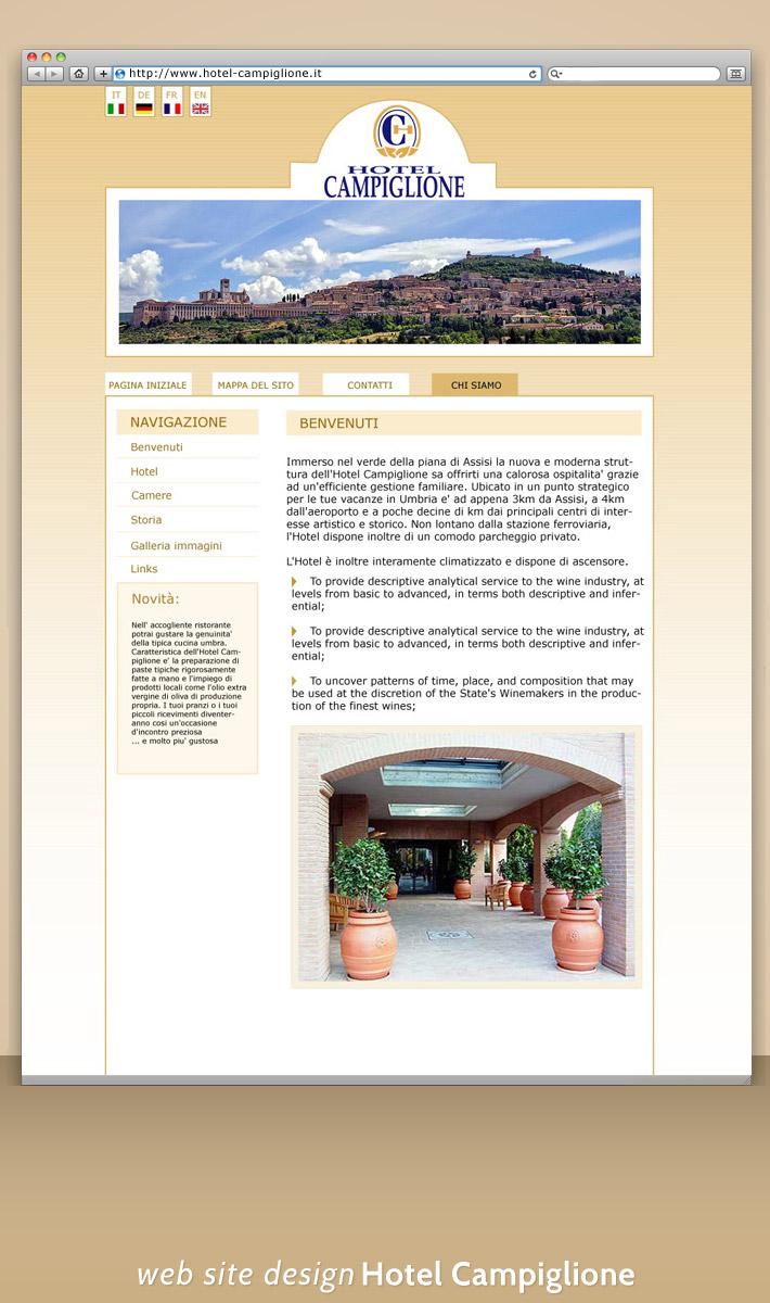 Hotel Campilione