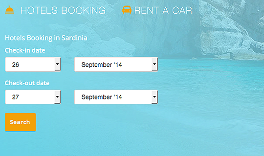 Sardegna Tourism - ghid touristic online mobile